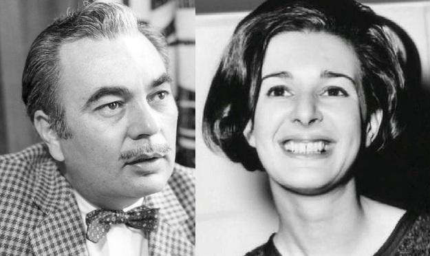 Sidney Newman und Verity Lambert.